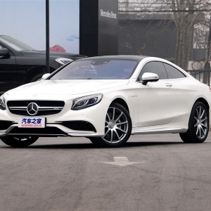 奔驰S级AMG 2015款 S 63 AMG 4MATIC Coupe