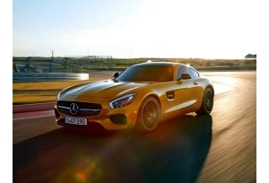MG GT 2015款 AMG GT S